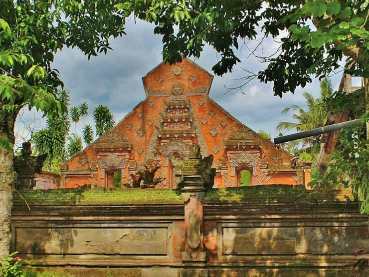 Ubud temple