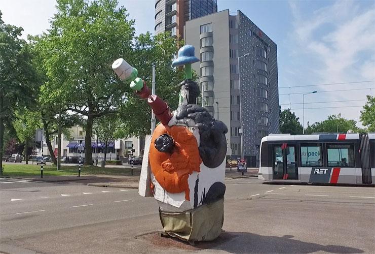 Rotterdam Sculpture