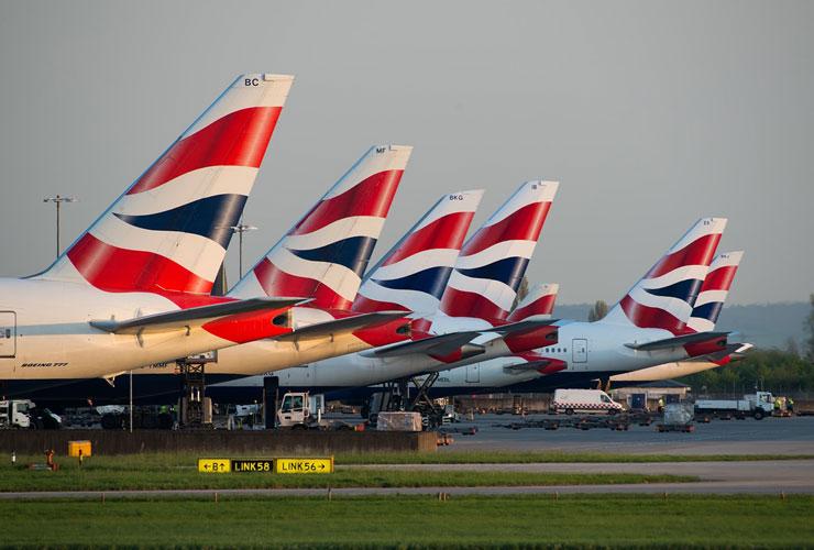 British Airways T5