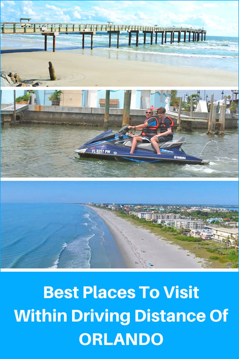 Best Places To Visit Within Driving Distance Of Orlando Florida
