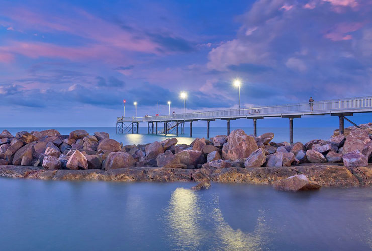 Nightcliff Jetty Darwin