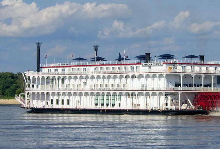 American Riverboat