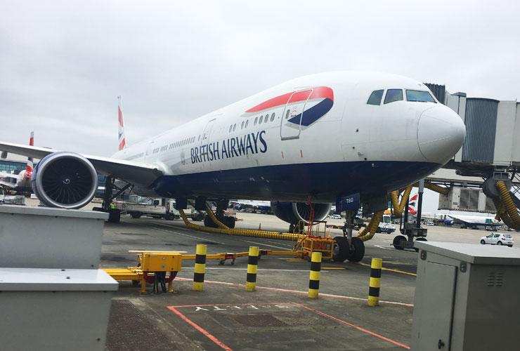 BA Heathrow