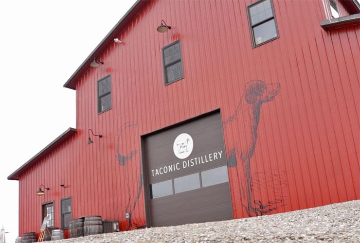 Taconic Distillery Dutchess County