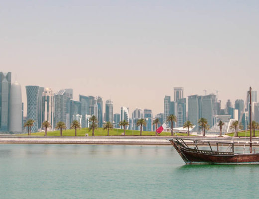 Visiting Doha Qatar