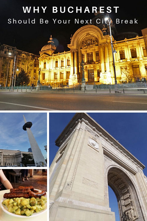 Why Bucharest Romania should be your next city break #Bucharest
