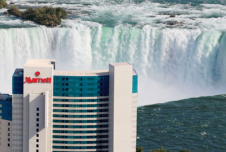 Marriott Niagara Falls