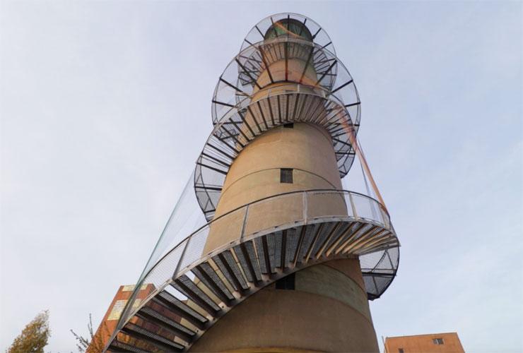 Pantelimon Art Tower