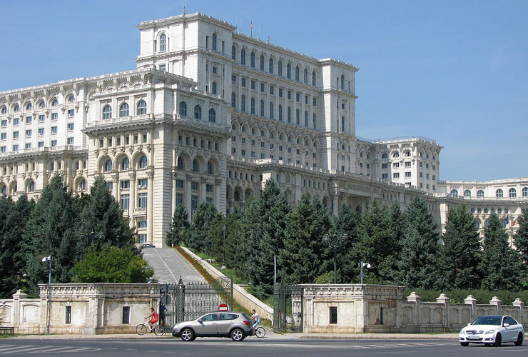 The People's House, Bucharest