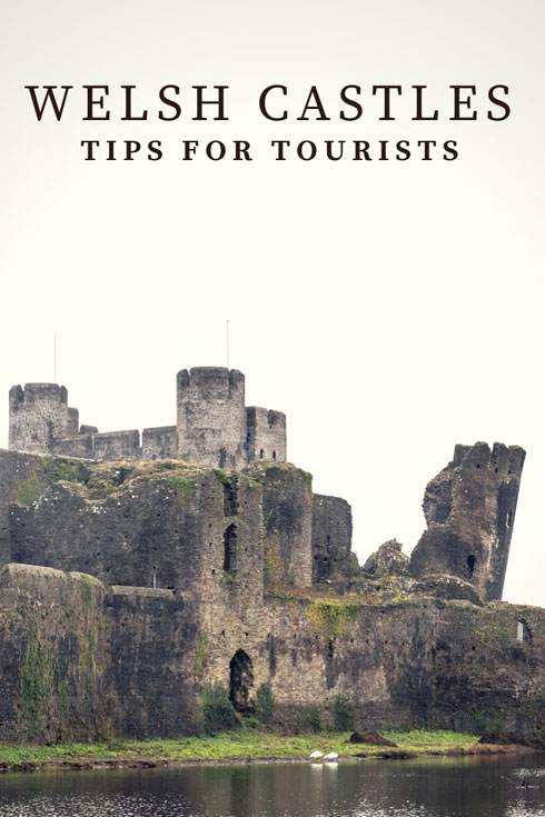 Welsh Castles - Tips for tourists when visiting Wales, UK