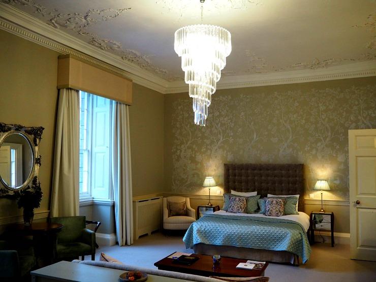 Nanteos Bedroom