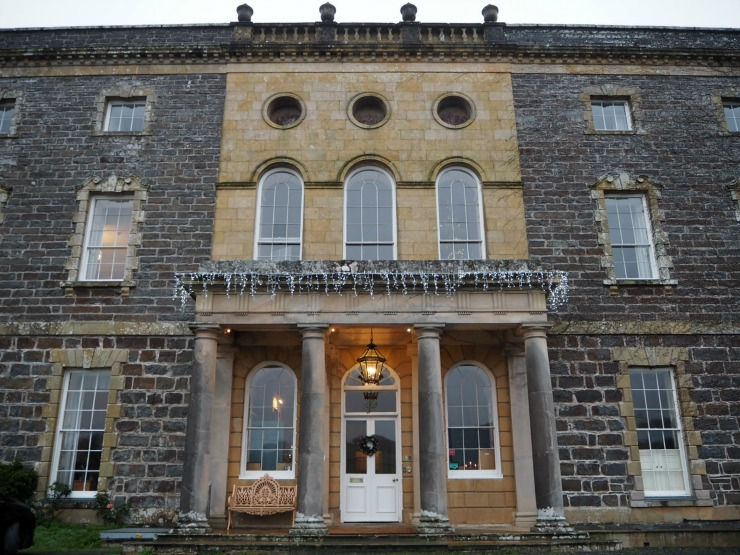 Nanteos Mansion, Aberystwyth
