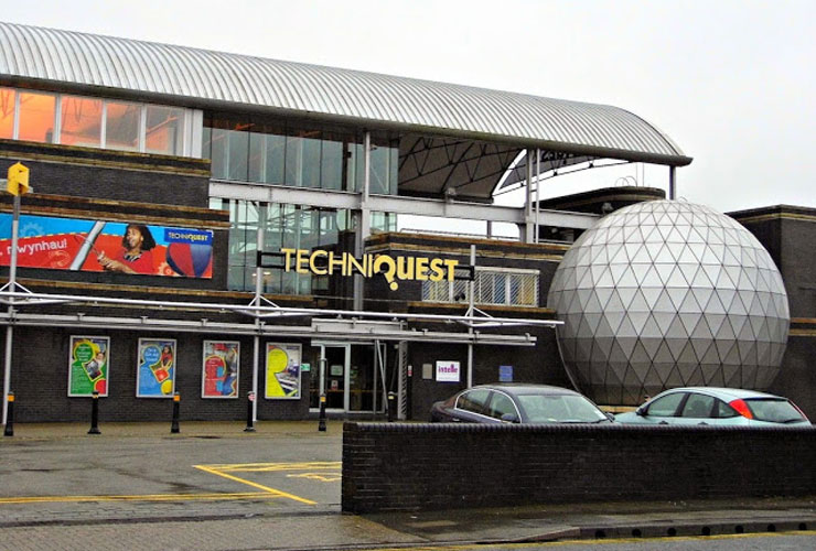 Techniquest, Cardiff