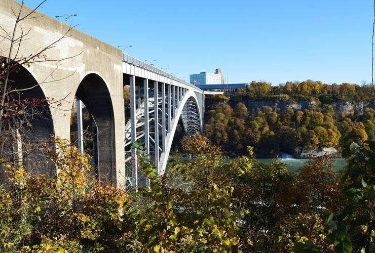 The Rainbow Bridge Niagara