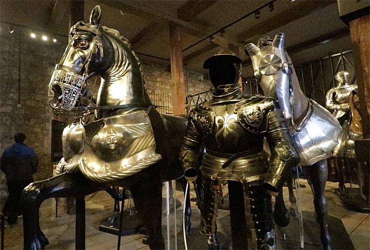 The Royal Armour