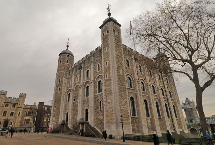 William the Conqueror's White Tower