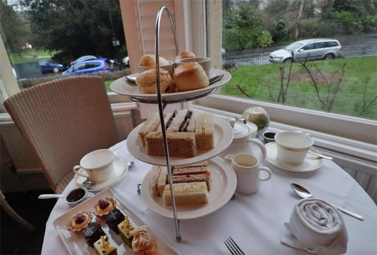 Roseate Villa Bath - Afternoon Tea
