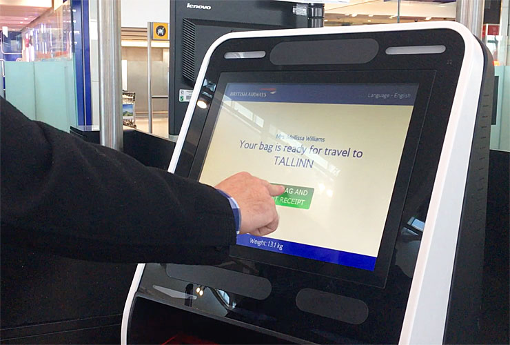 Ba Automated Check In