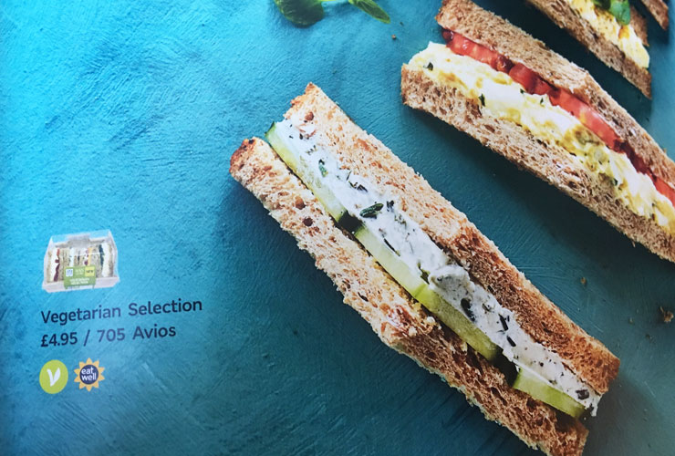 BA Food by Marks and Spencer