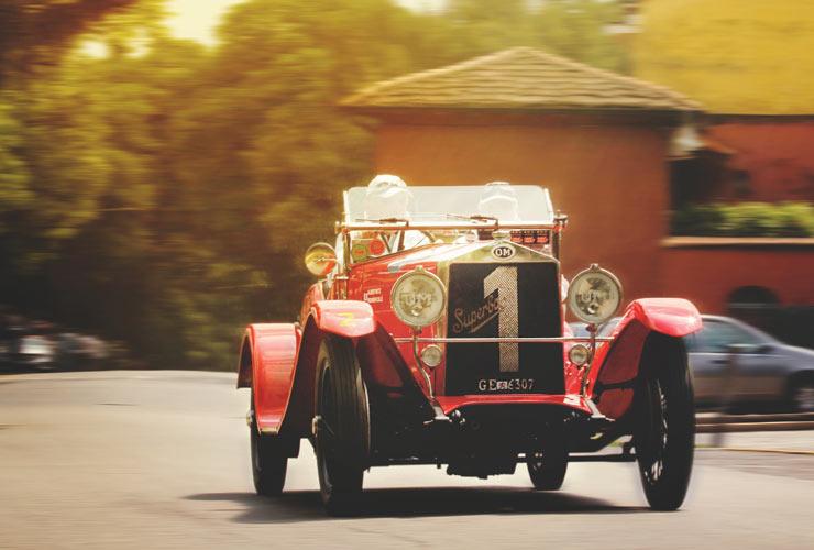 Italian Best Drives