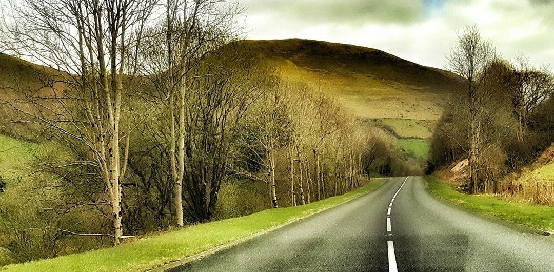 Best driving roads around the UK