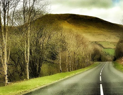 Best driving roads around the UK