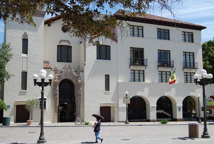 LA's Historic District