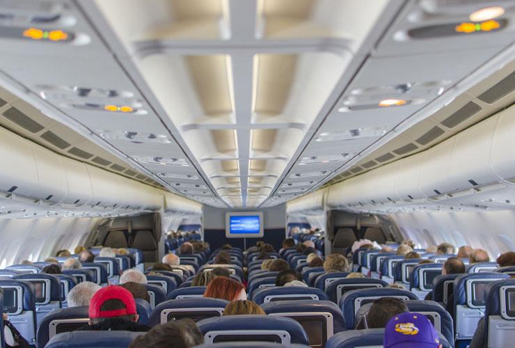 Surviving A Long Haul Flight