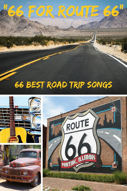 Best Road Trip Songs For Driving Route 66