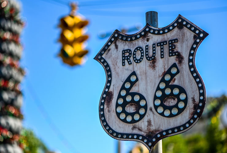 Route 66 Pre Trip Planning