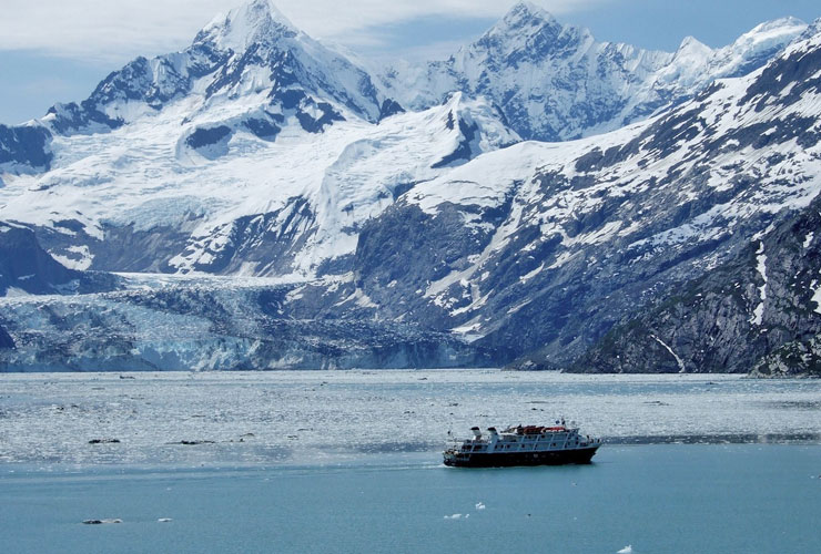 Cruise Ship Alaska