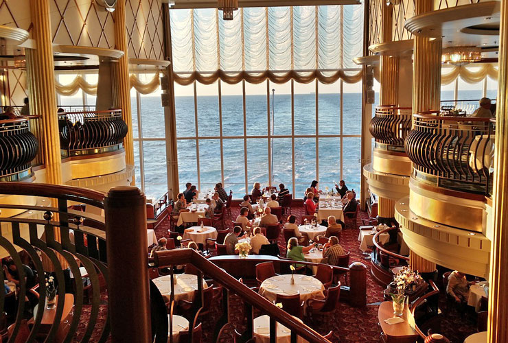 Cruise Ship Dining Experience