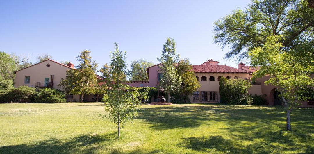 La Posadsa Hotel Winslow Arizona