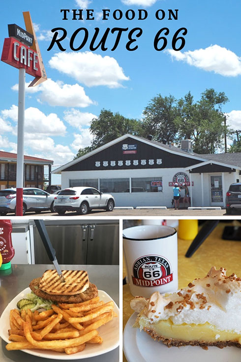 The Food on Route 66, the best dining experiences on the route #Route66